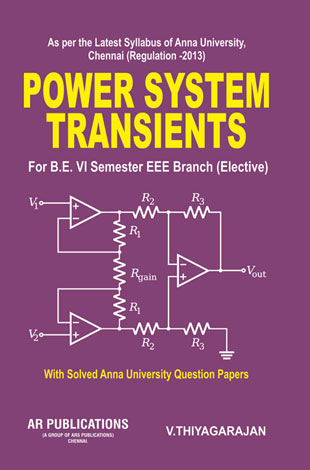 PDF] EE6002 Power System Transients Lecture Notes, Books